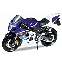 Модель 12803P мото 1:18 MOTORCYCLE/SUZUKI GSX-R750 WELLY