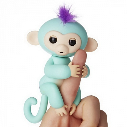 Обезъянка Monkey 3706 Fingerlings интерактивная