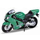 Модель 12167Р мото 1:18 MOTORCYCLE/KAWASAKI 2001 NINJA ZX-12R WELLY