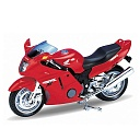 Модель 12143P мото 1:18 Honda CBR1100XX WELLY